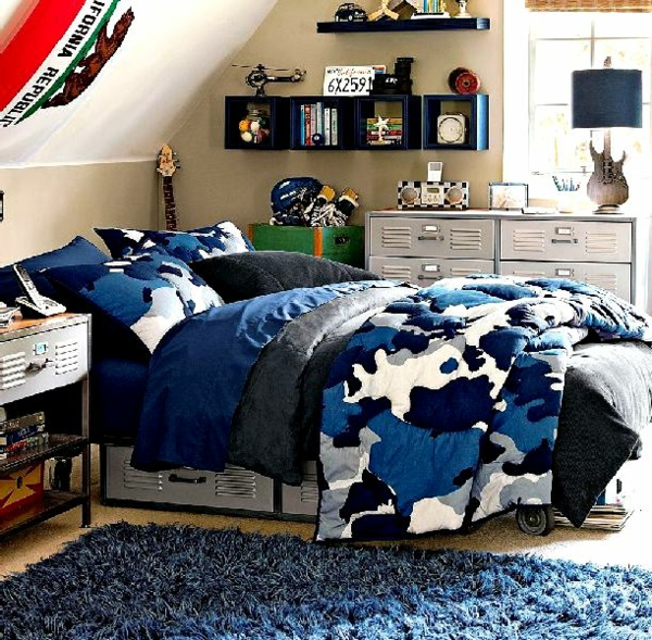 le tapis de chambre ado style et joyeusit. Black Bedroom Furniture Sets. Home Design Ideas