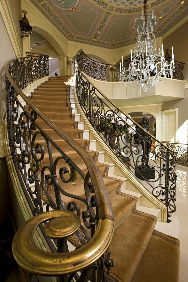tapis-d'escalier-fer-forgé