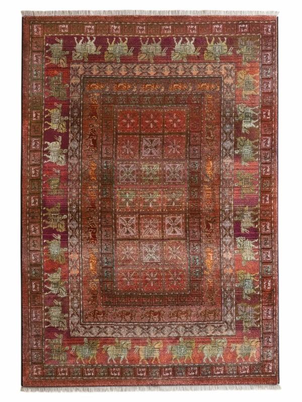 tapis-traditionnel-chevaux-couleurs-mythiques