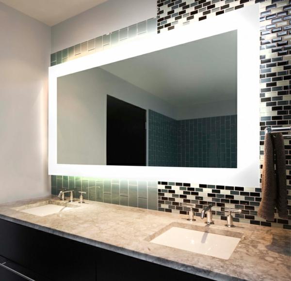 unique-design-éclairage-de -miroir-pour-la-salle-de-bain
