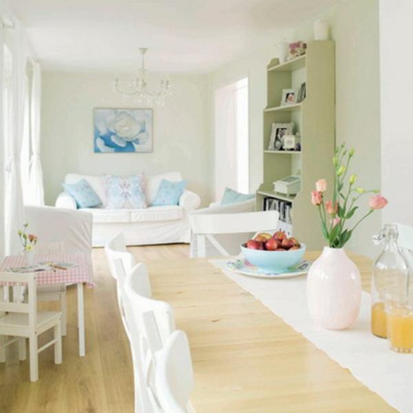 unique-salle-à-manger-design-vintage-pastele-