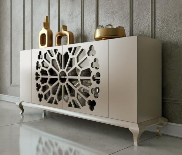 vaisselier-moderne-avec-décoration
