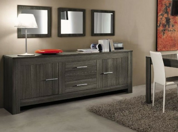 meuble vaisselier moderne maison design. Black Bedroom Furniture Sets. Home Design Ideas