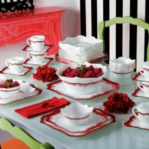 La vaisselle luminarc - visions classiques et couleurs révitalisantes