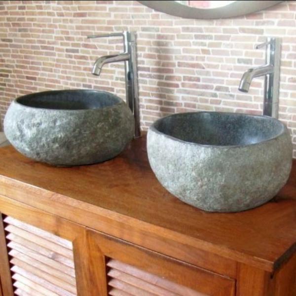 comment nettoyer une vasque en pierre maison design. Black Bedroom Furniture Sets. Home Design Ideas