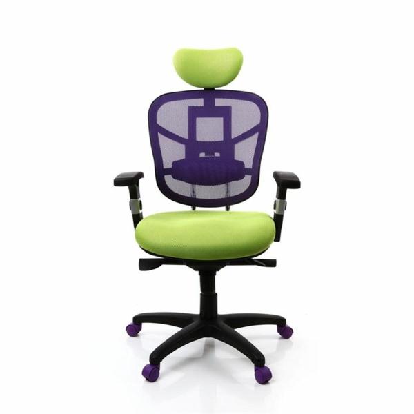 vert-chaise-fauteuil-de-bureau-ergonomique
