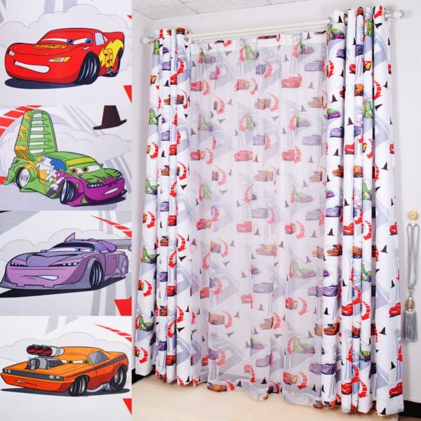 voilage-de-chambre-enfant-automobiles