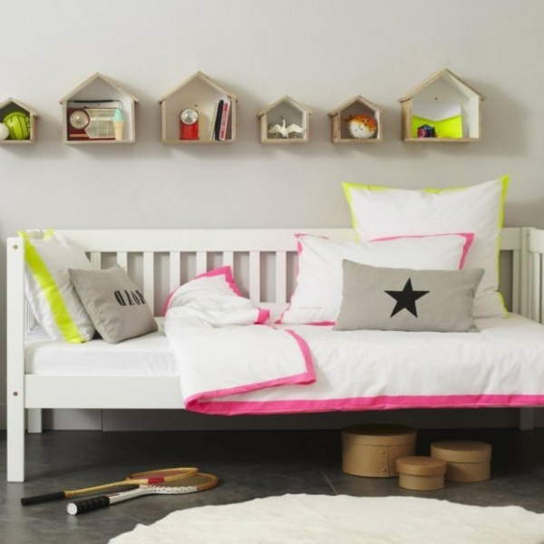 etagere chambre d enfant conceptions de maison. Black Bedroom Furniture Sets. Home Design Ideas