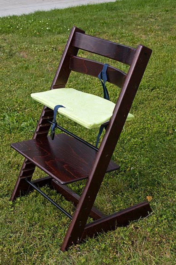 Le chaise tripp trapp solide for Chaise tripp trapp blanche