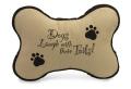 Le coussin de chien design