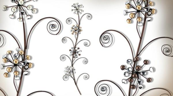 5541-decoration-murale-metal-florale