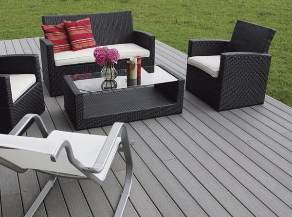 faire rev tement de la terrasse. Black Bedroom Furniture Sets. Home Design Ideas