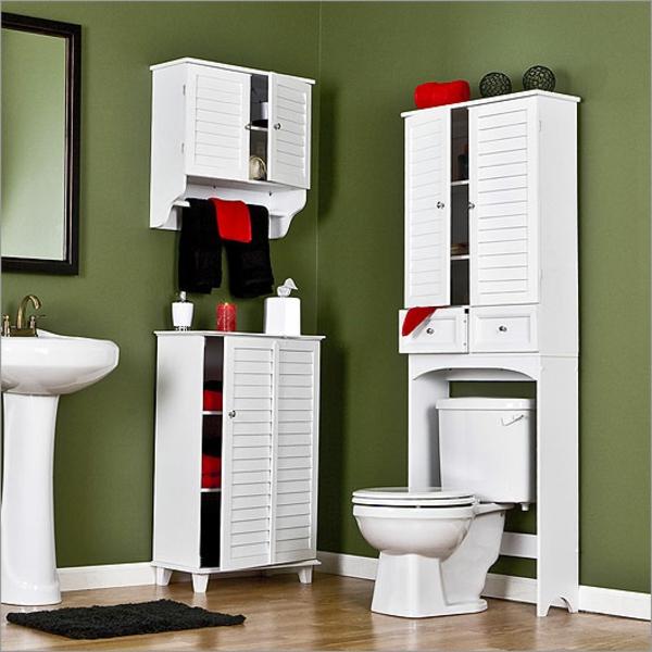 Le rangement de salle de bains  Archzinefr