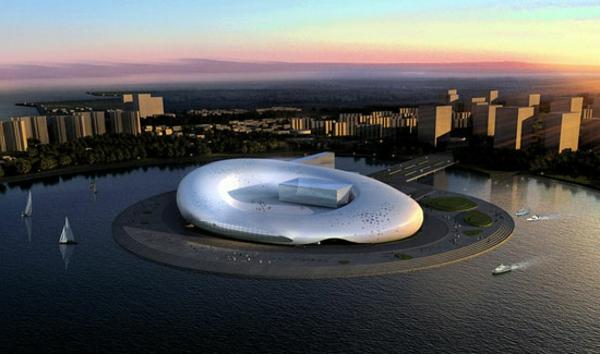 Yingkou-congèrs-et-Exposition-Center