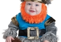 Le déguisement Halloween du bébé – si amusant!