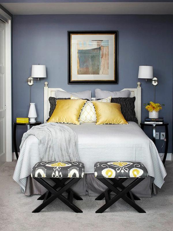 applique-liseuse-chambre-à-coucher-design-en-couleurs-sombres