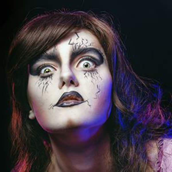 Comment faire un maquillage de sorci re de halloween - Maquillage enfant sorciere ...