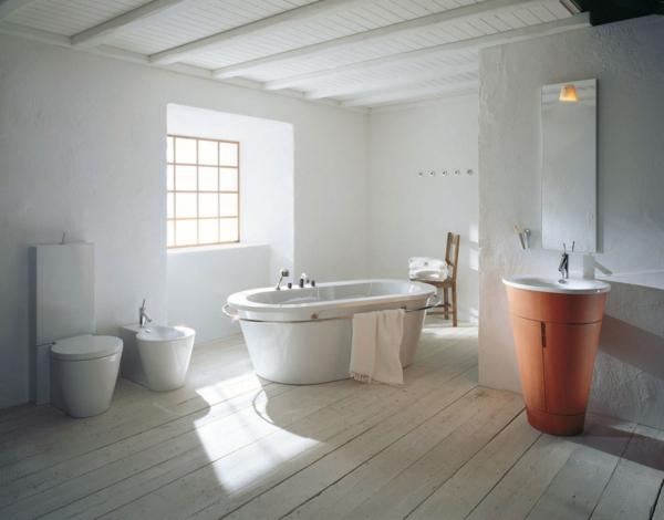 baignoire-sabot-intérieur-blanc-moderne