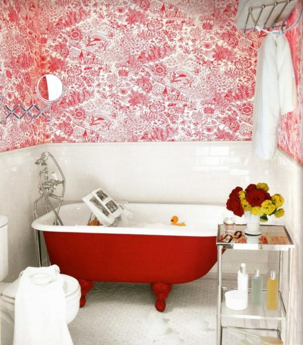 La baignoire sabot est un bijou pour votre salle de bains th me baroque a - Petite baignoire sabot ...