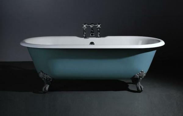 baignoire-sabot-un-design-bleu