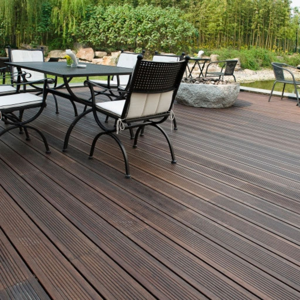 Faire rev tement de la terrasse for Comment nettoyer une terrasse en pierre