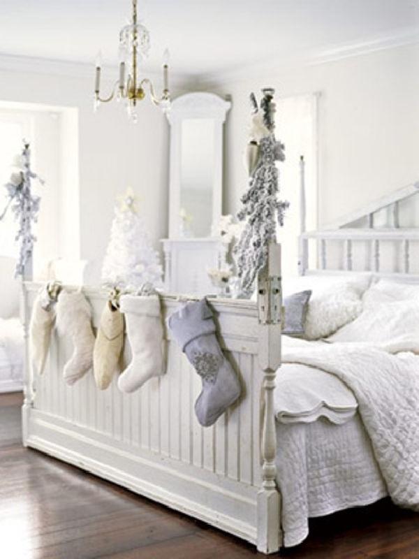 blanc-déco-pour-la-chambre-à-coucher