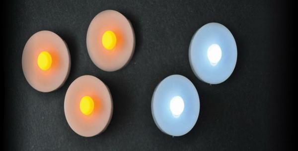 bougie-led-rechargeable-bougies-led-vues-de-haut