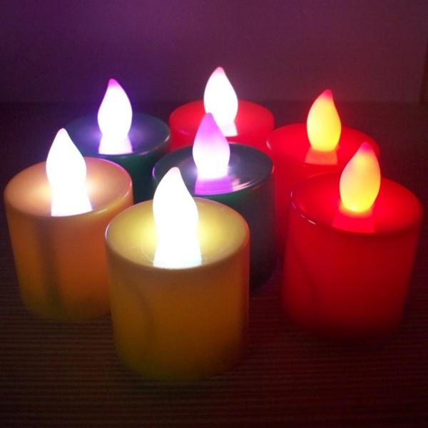 bougie-led-rechargeable-jolie-décoration-de-vos-fêtes