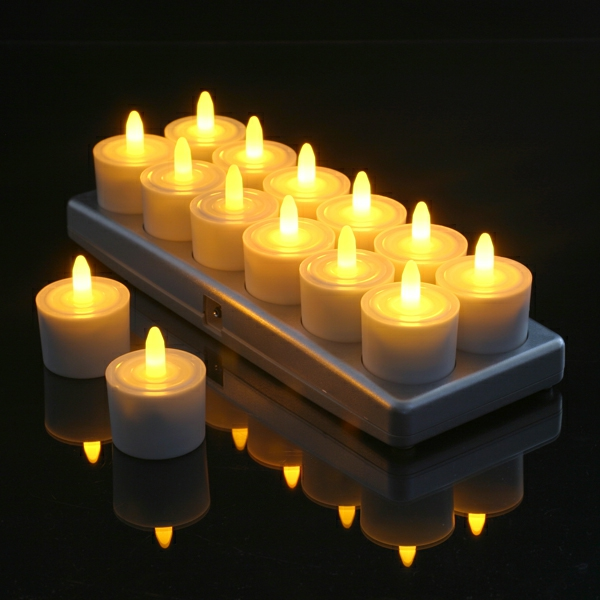 bougie-led-rechargeable-plusieurs-bougies-led