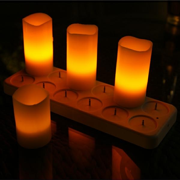 bougie-led-rechargeable-un-ensemble-de-douze-bougies-led