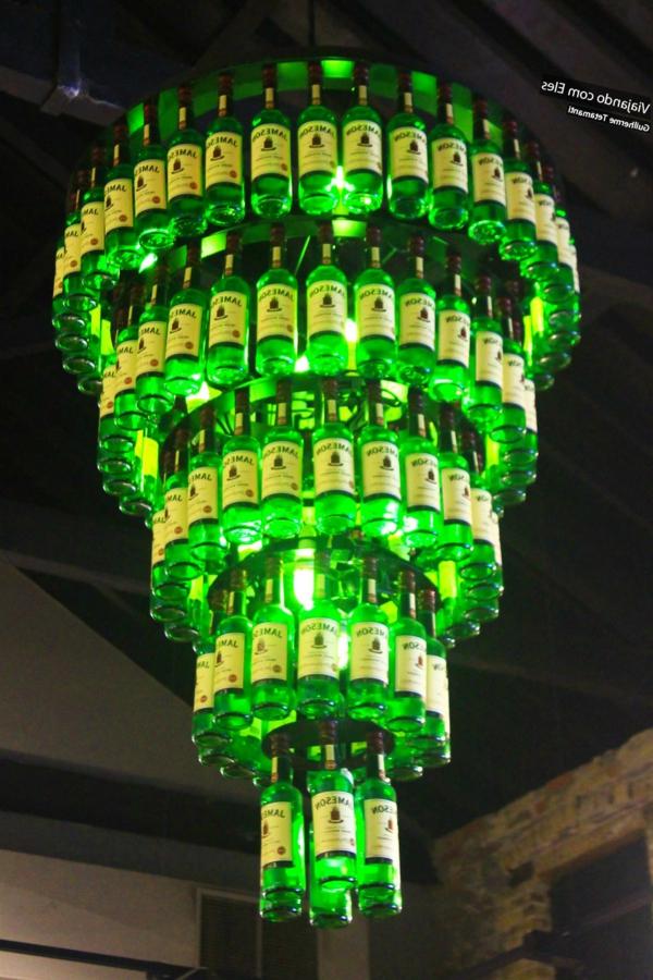 bouteille-vert-décoration