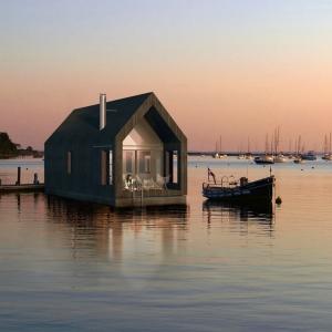 Les cabanes flottantes - vacances et sérénité en pleine nature