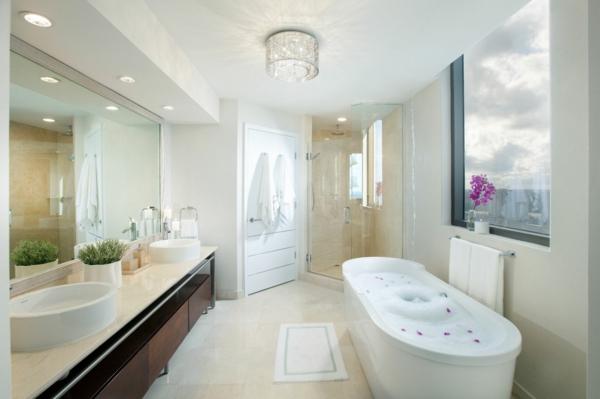 cabine-de-douche-intégrale-une-salle-de-bains-contemporaine