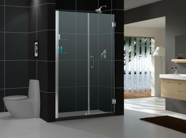 cabine-de-douche-intégrale-carrelage-noir