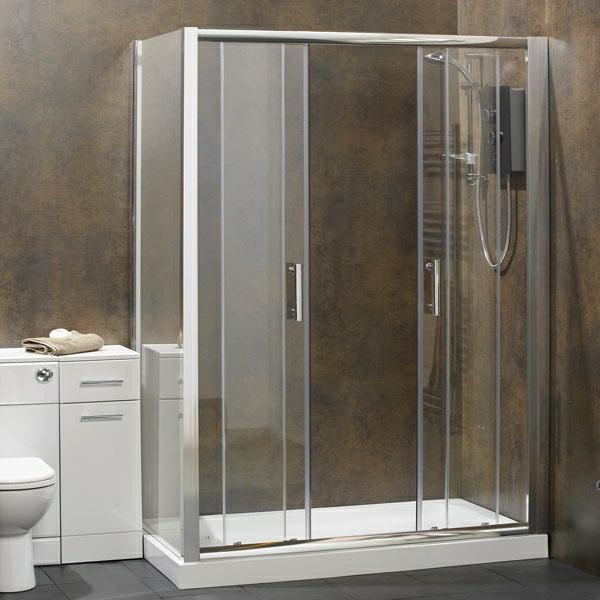 cabine-de-douche-intégrale-portes-coulissantes