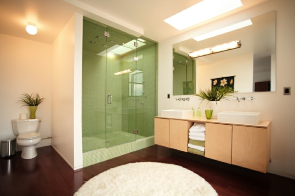 cabine-de-douche-intégrale-salle-de-bains-contemporaine