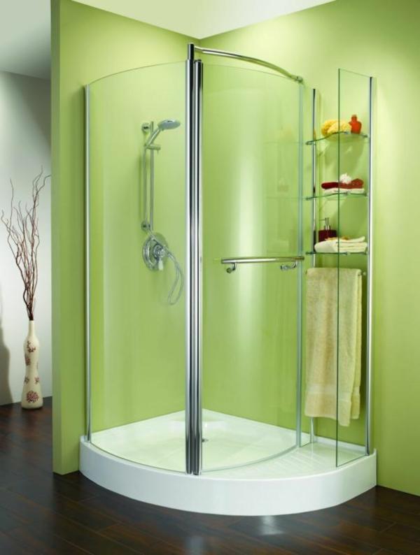 Une cabine de douche int grale pour un meilleur confort dans la salle de bains - Meilleur cabine de douche ...