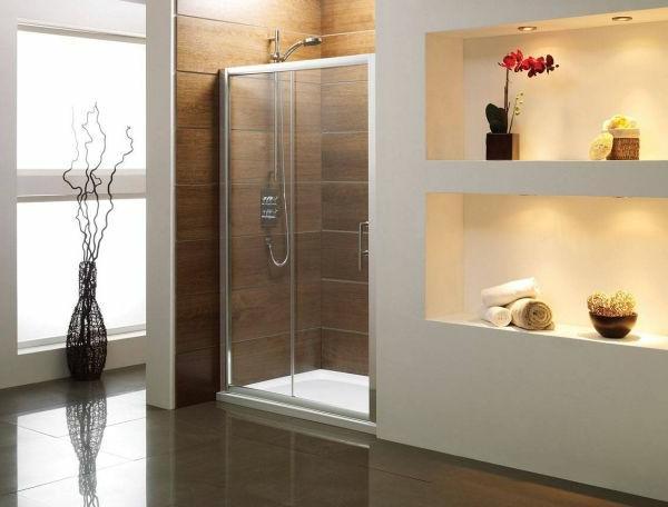 une cabine de douche int grale pour un meilleur confort dans la salle de bains. Black Bedroom Furniture Sets. Home Design Ideas