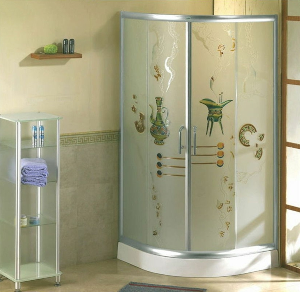 cabine-de-douche-intégrale-aux-portes-coulissantes