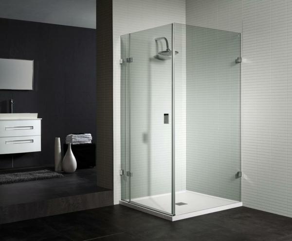 Une cabine de douche int grale pour un meilleur confort dans la salle de bains for Petite cabine de douche