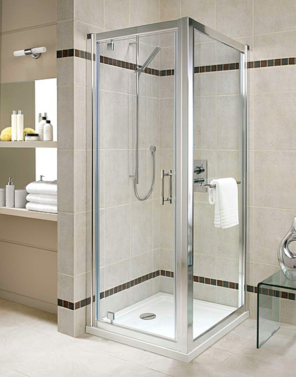 Une cabine de douche intégrale pour un meilleur confort