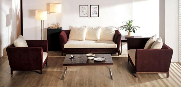 canapé-bicolore-salle-de-séjour