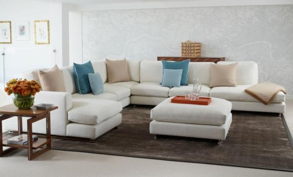 Un canap modulable pour un style n glig et amusant for Acapulco golden tans salon