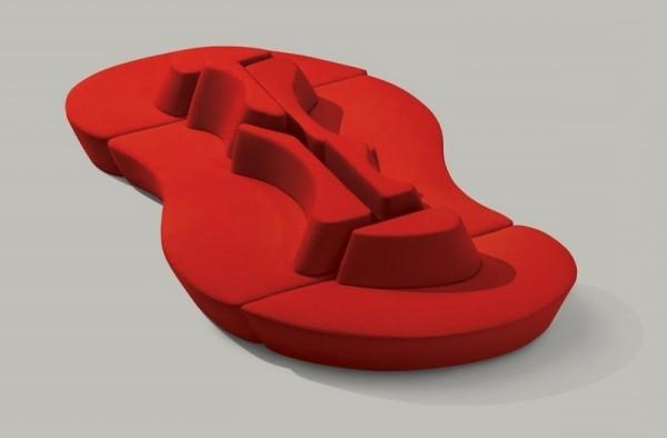 canapé-modulable-rouge