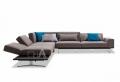 37 modèles du canapé convertible en gris