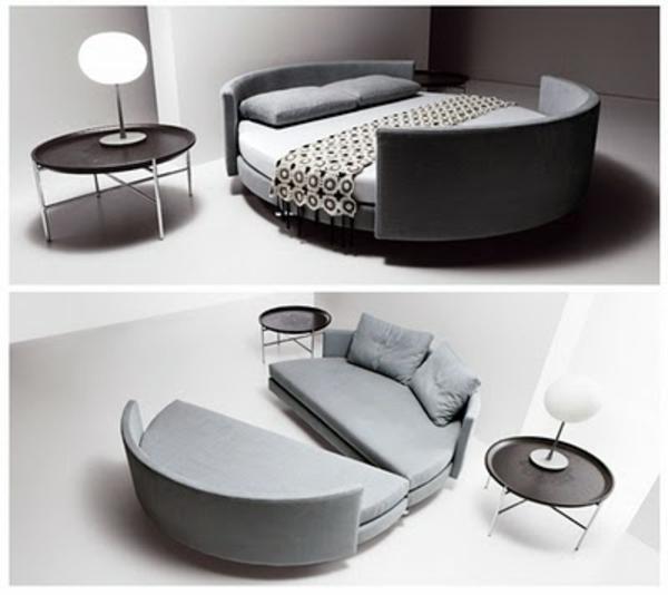 37 mod les du canap convertible en gris. Black Bedroom Furniture Sets. Home Design Ideas