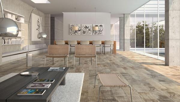 le carrelage imitation parquet vous aide cr er des visions naturelles avec des mat riaux moins. Black Bedroom Furniture Sets. Home Design Ideas