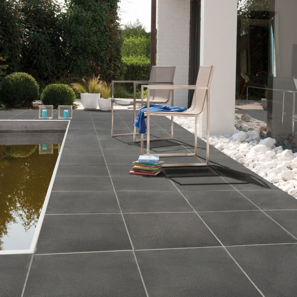 Faire rev tement de la terrasse for Carrelage terrasse exterieur moderne