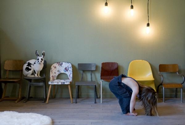 chaises-meuble-vintage-pour-votre-enfant