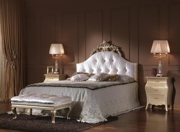 Le chevet baroque rennaissance d 39 un meuble classique - Chambre style baroque ...